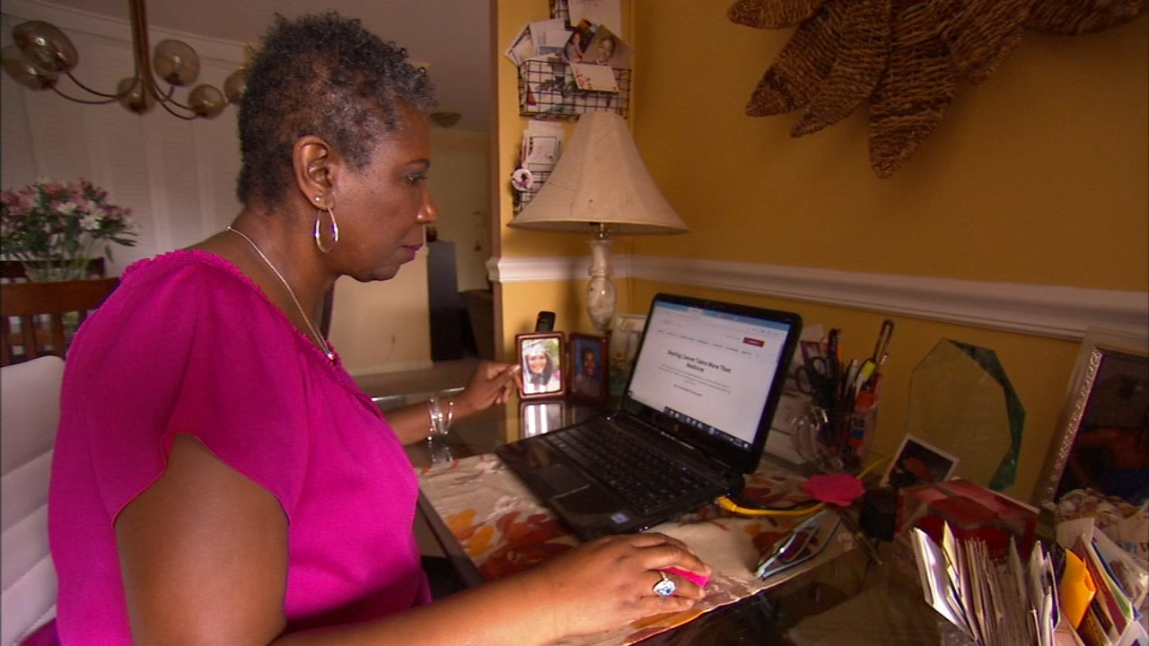 Local breast cancer survivor using own experience to help others beat the odds: Alicia Vitarelli reports during Action News at 4pm on Octobet 25, 2018.