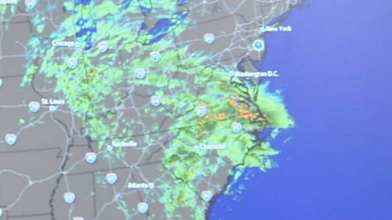 Residents prepare for noreaster along the shore points. John Rawkins reports during Action News at 5 p.m. on October 26, 2018.