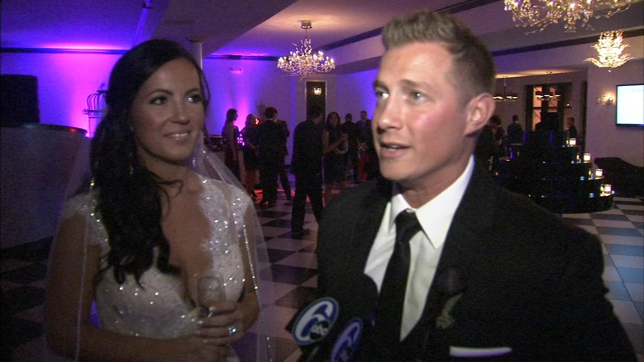 Mega Millions wedding party wins $1 million prize. Jim Gardner reports during Action News at 11 p.m. on October 26, 2018.
