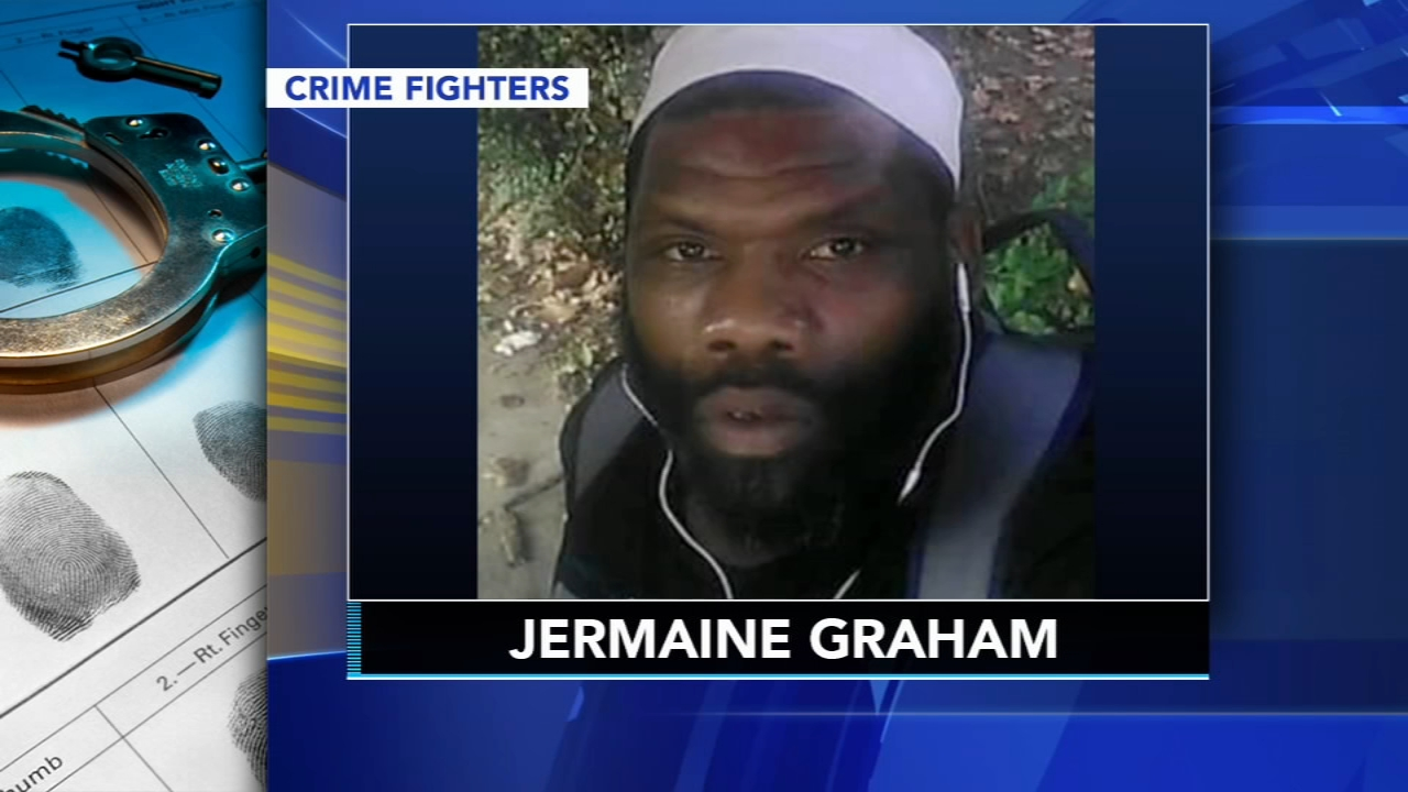 Crime Fighters: Who killed Jermaine Graham? Rick Williams reports during Action News at 10pm on October 27, 2018.