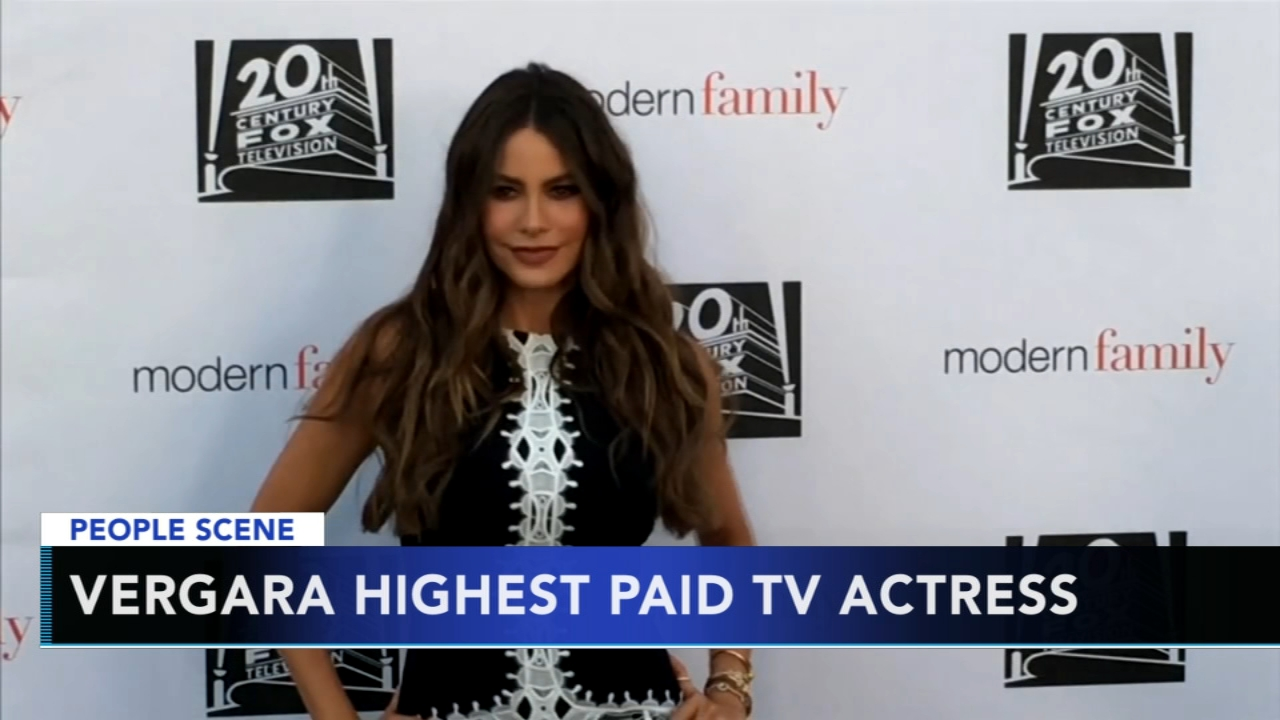 Forbes releases list of highest paid actresses. Christie Ileto reports during Action News at 6 a.m. on October 27, 2018.