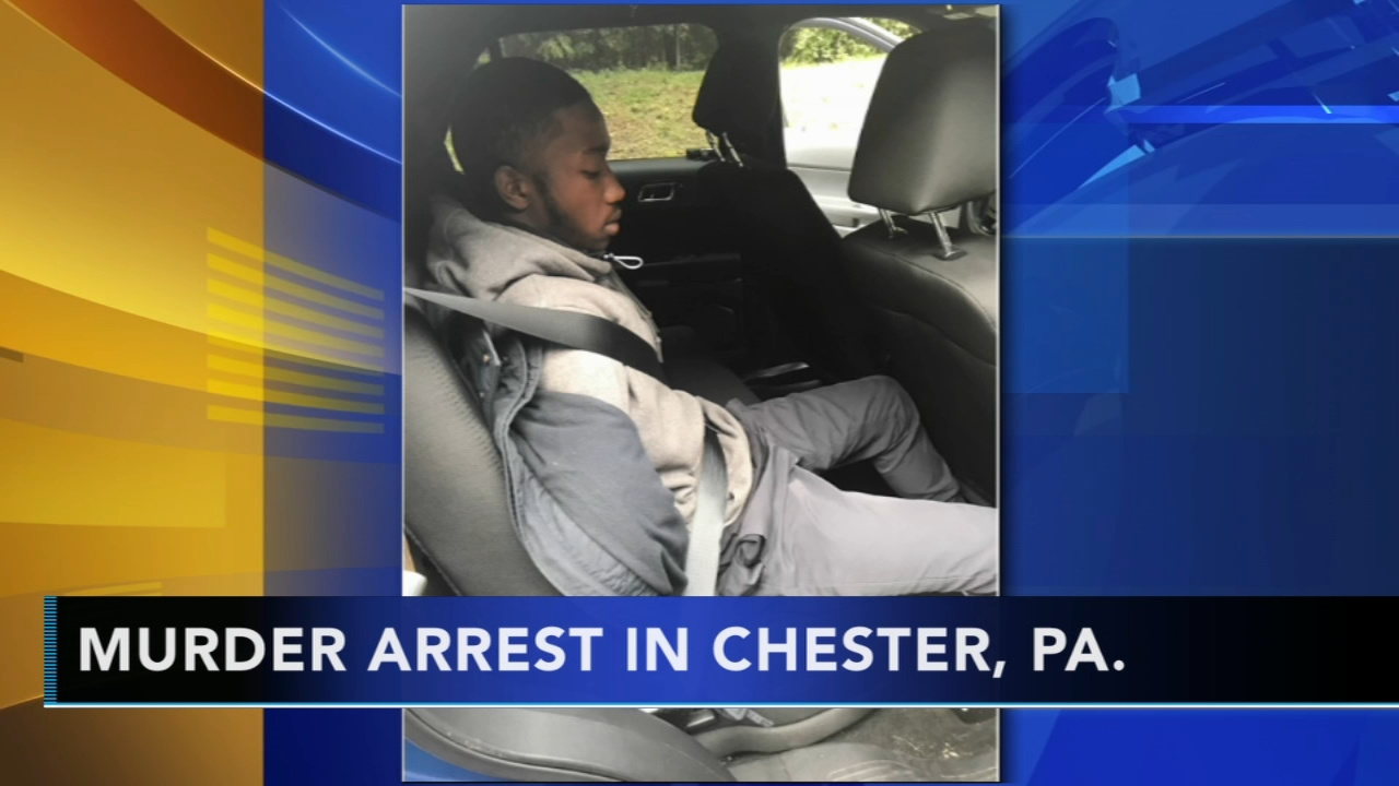 Police arrest suspected gunman in Delaware County. Christie Ileto reports during Action News at 6 a.m. on October 27, 2018.