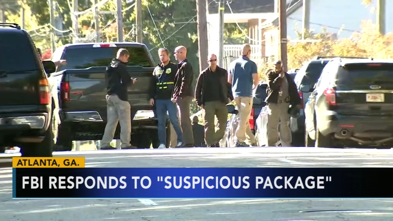 CNN says suspicious package received at Atlanta post office. Kenneth Moton reports during Action News Mornings on October 29, 2018.
