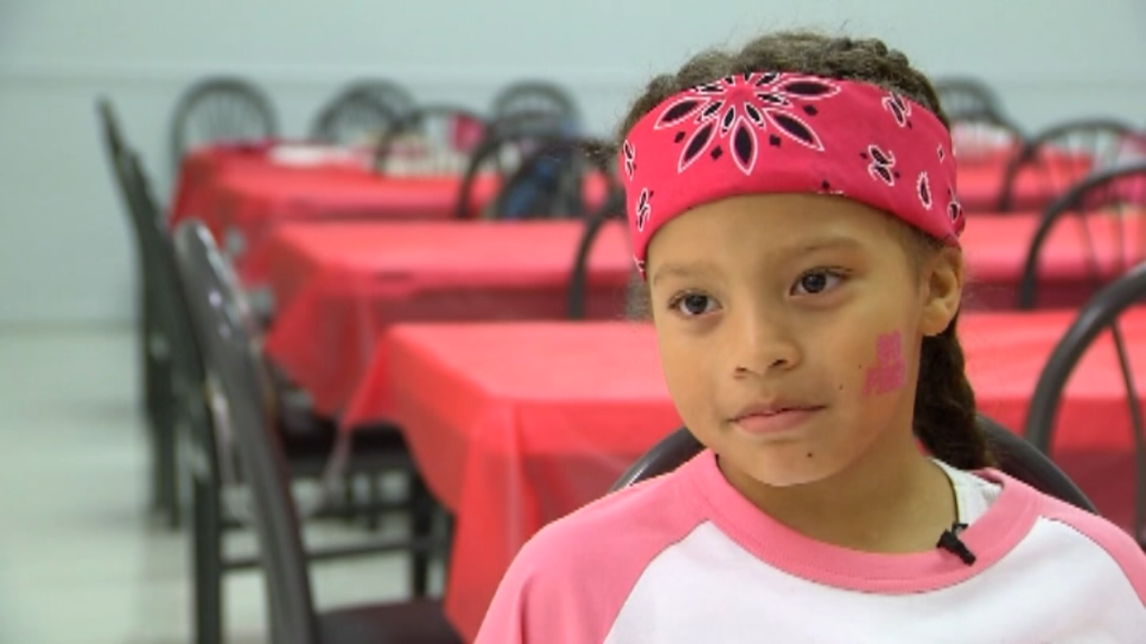 A young boy in Tennessee is going out of his way to help his aunt, who is fighting breast cancer.