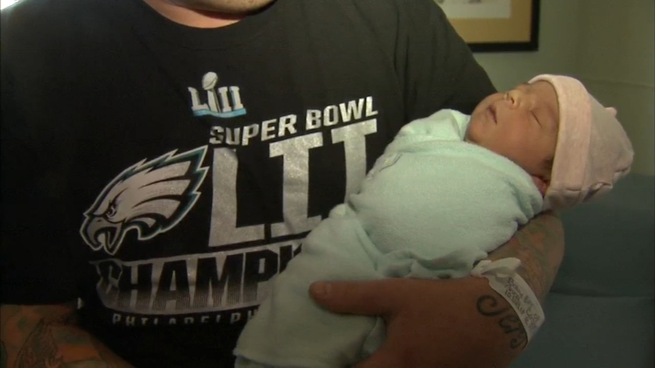 Super Bowl 52 baby boom is happening at local hospitals. Registered Nurse Ali Gorman reports during Action News at 6 p.m. on October 31, 2018.