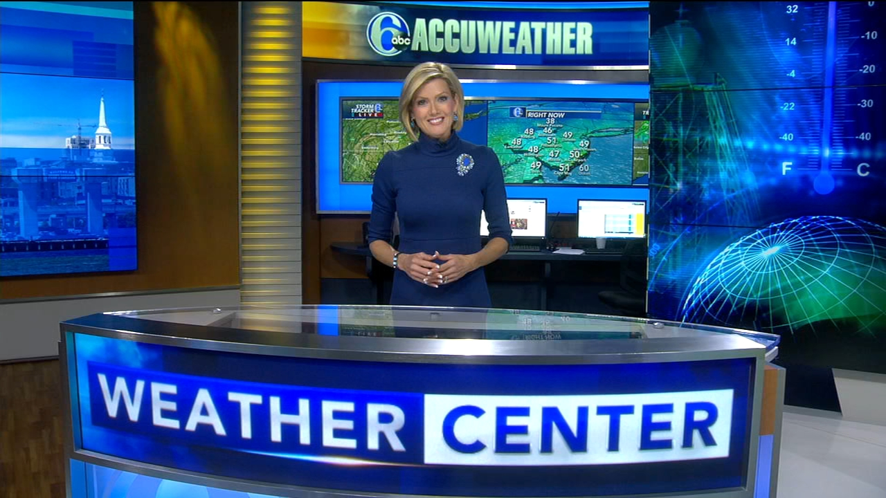 Chief Meteorologist Cecily Tynan explains Weather School and why she developed the idea.