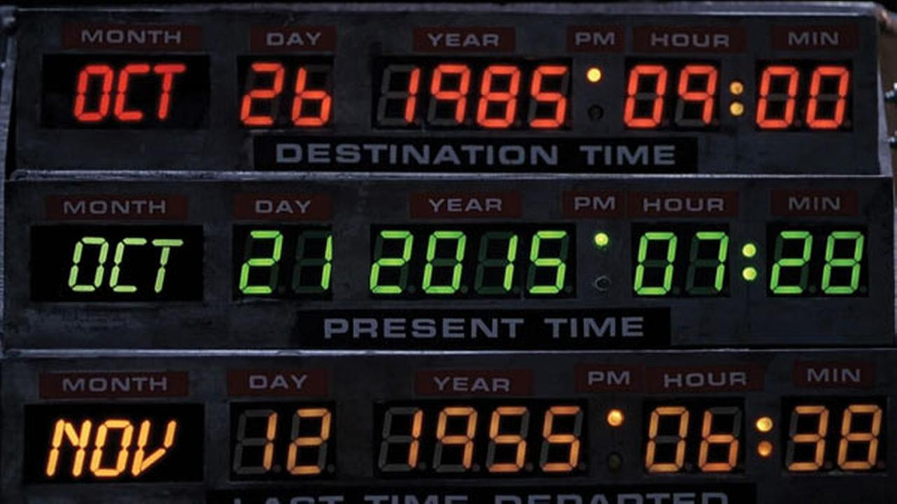Philadelphia gearing up for Back to the Future Day
