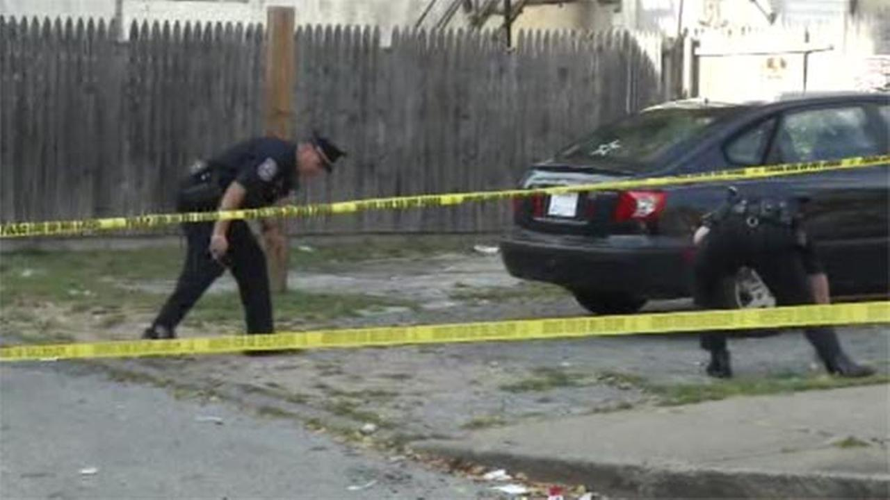 A shooting in Wilmington left one man dead on Wednesday.