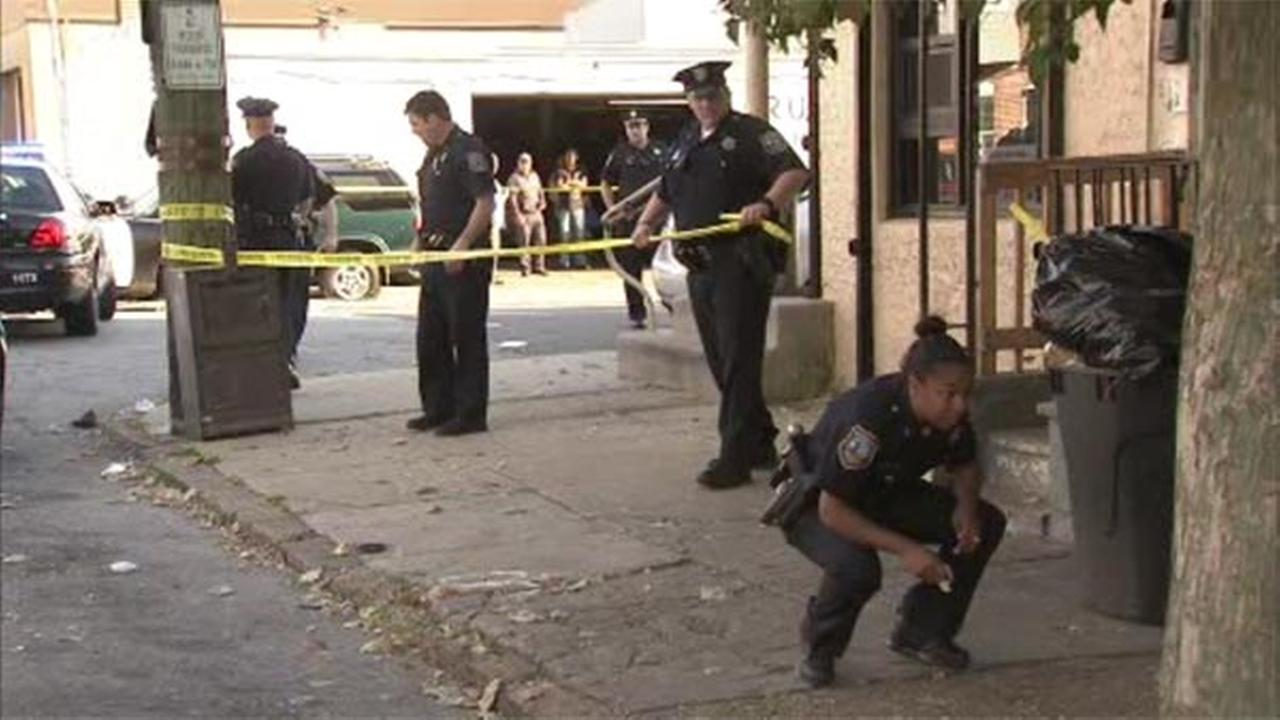 Three men are suffering from leg injuries after multiple shootings in Wilmington.