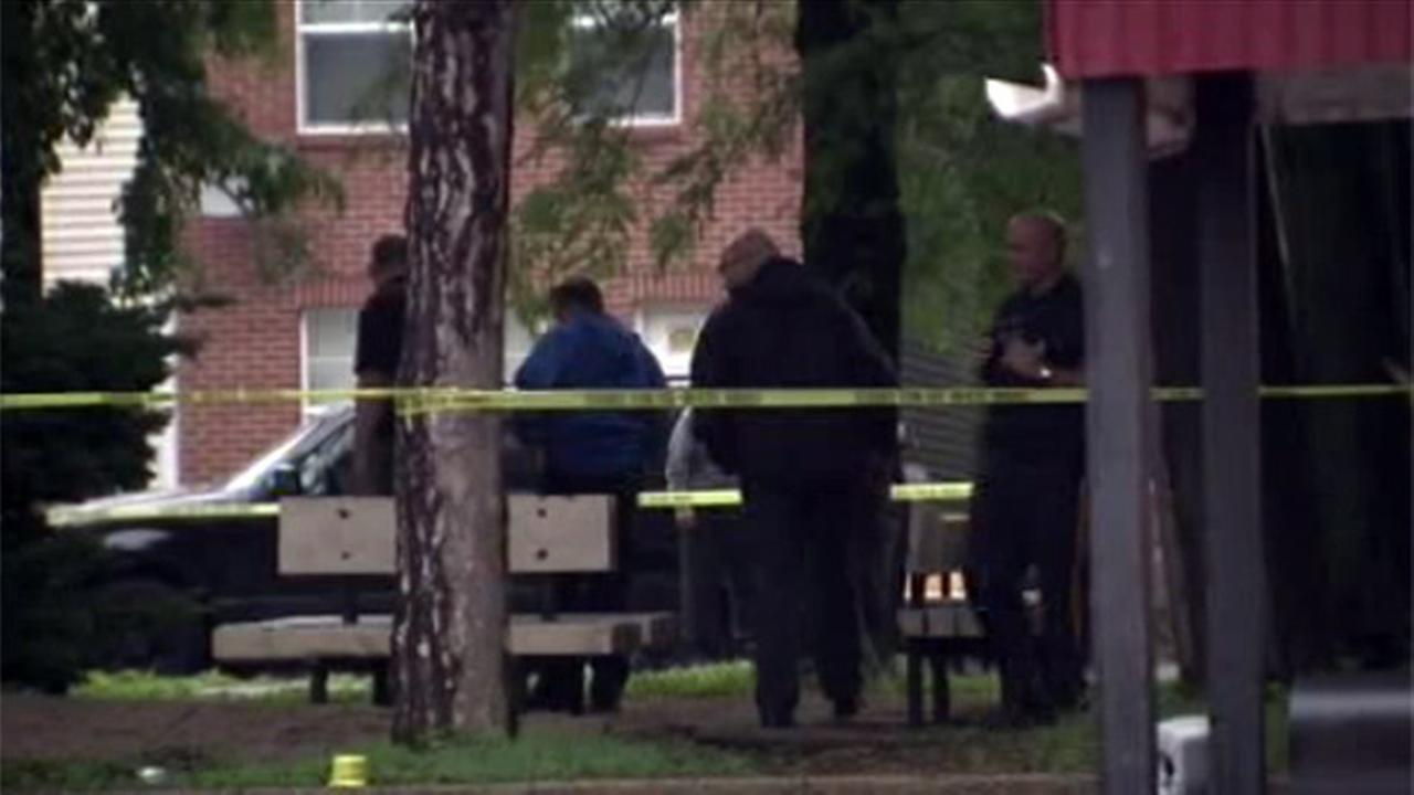 Body found in Trenton park