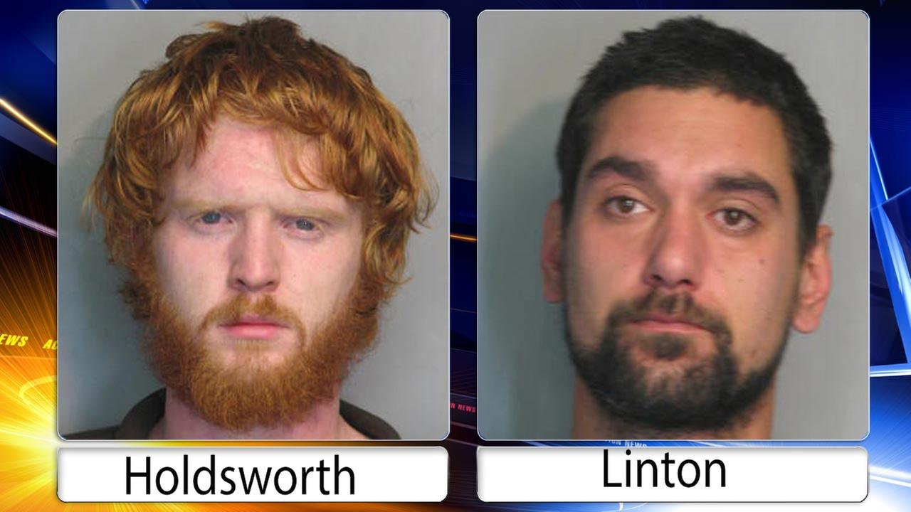 2 serial burglary suspects arrested in Wilmington