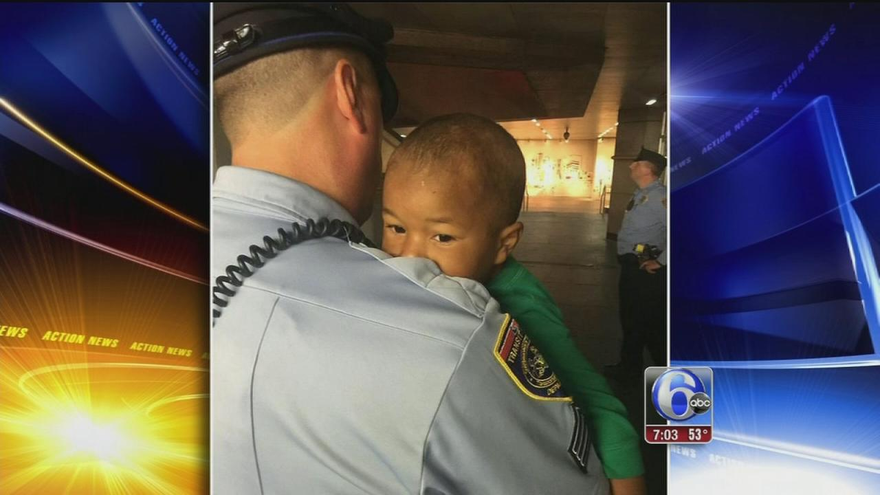 VIDEO: Missing toddler parents found