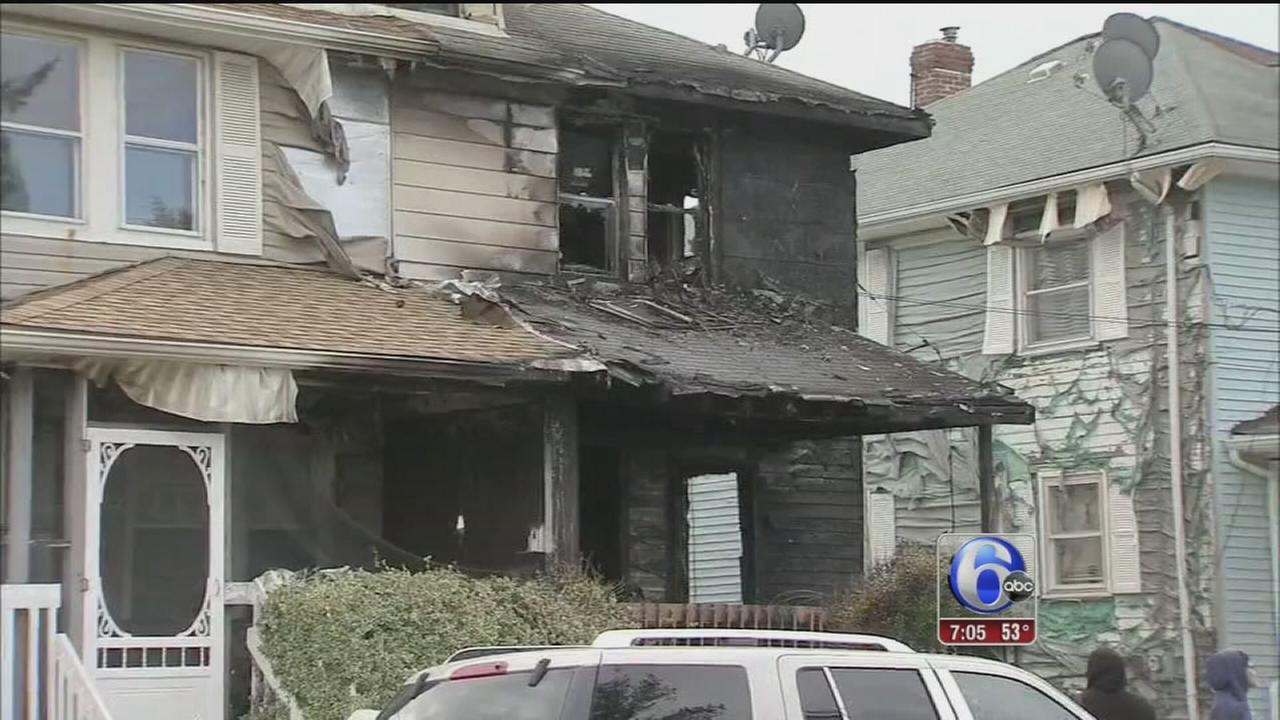 VIDEO: Pleasantville fatal fire