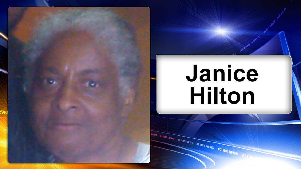 Philadelphia police search for missing elderly woman