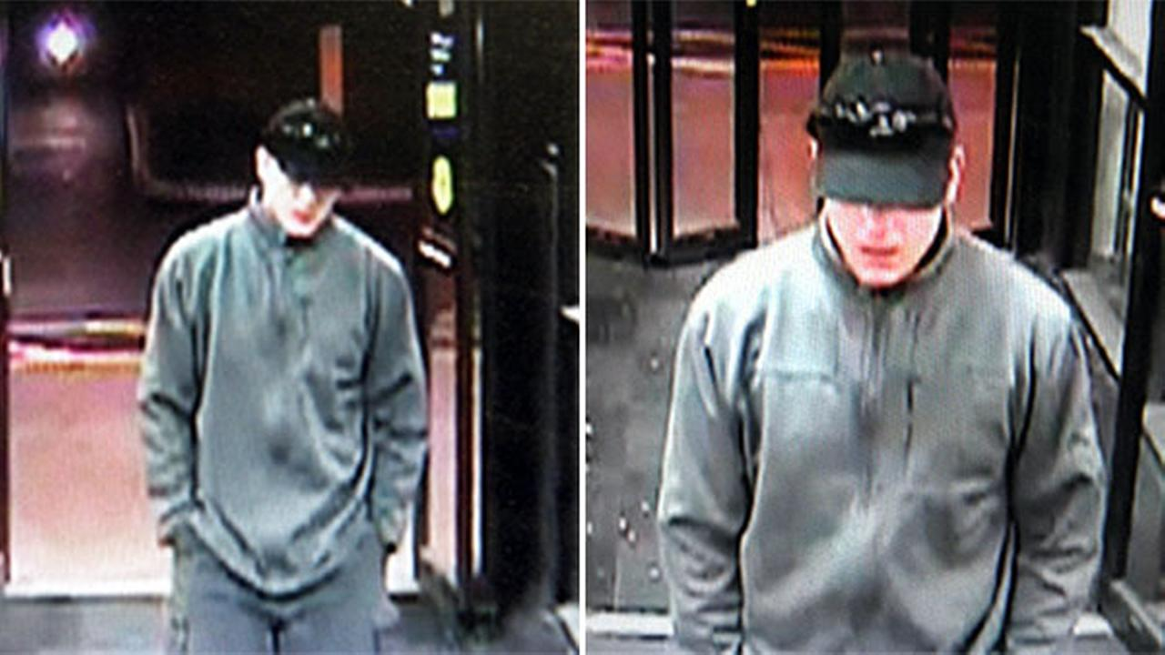 Person of interest in Main Line CVS robbery caught on camera