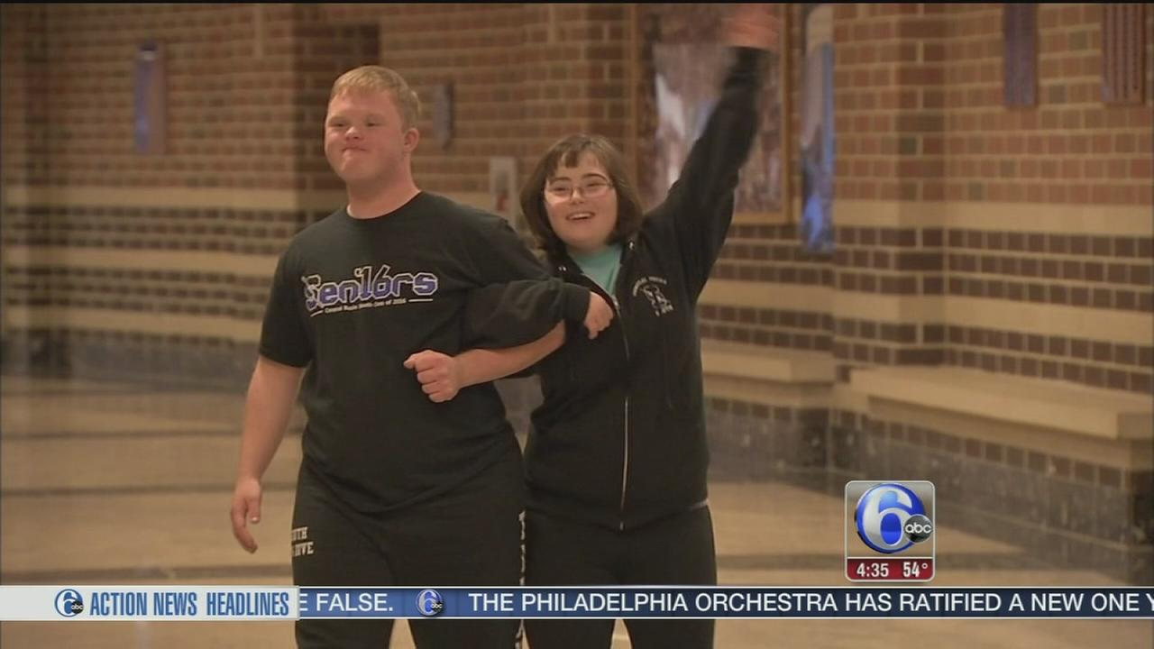 VIDEO: The CB South Homecoming King and Queen