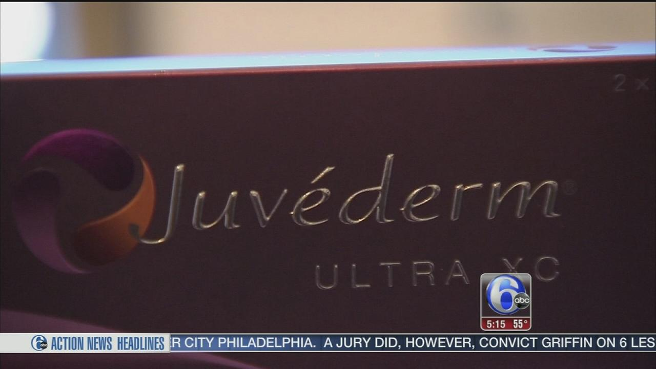 VIDEO: Local doctor discusses benefits of new, longer-lasting lip filler