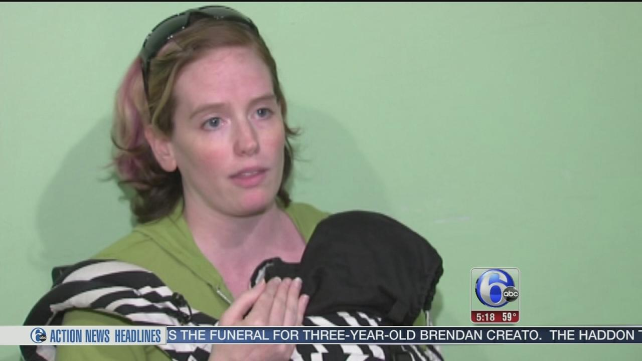 VIDEO: Breastfeeding mom says she was shamed