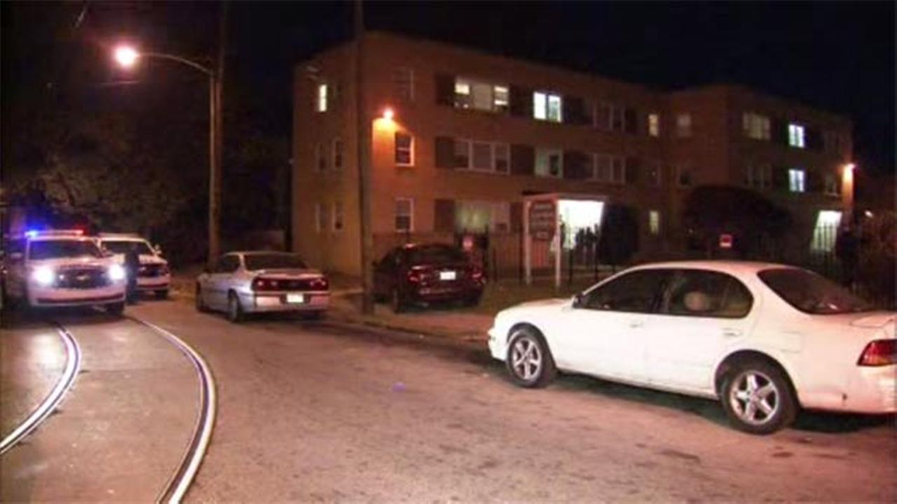 A suspect is in police custody in connection with a stabbing that left a woman critical in East Mount Airy.