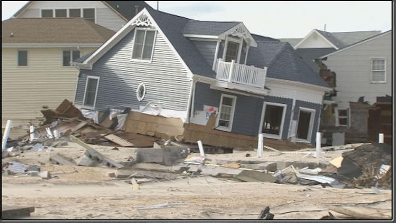 PHOTOS from 2012: Damage to Ortley Beach after Sandy