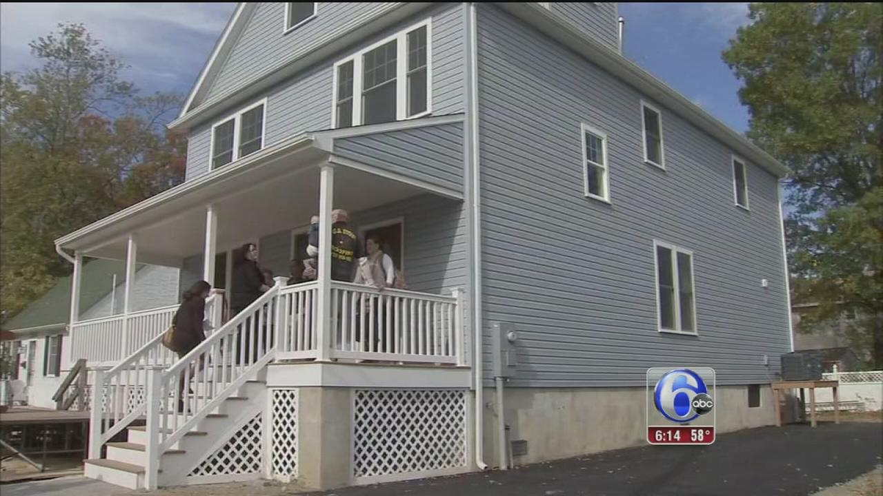 VIDEO: Three years after Sandy