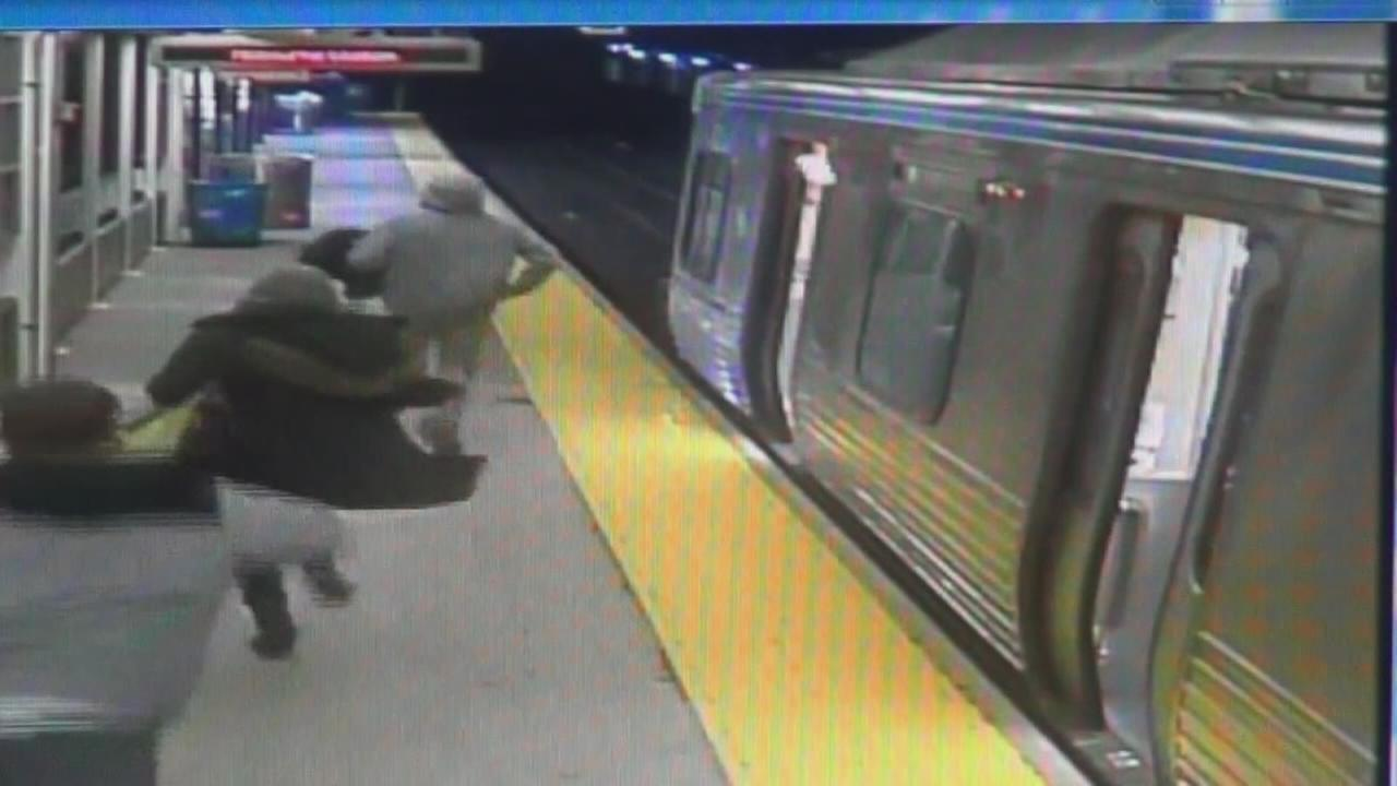 VIDEO: Raw video of robbery, attack on MFL