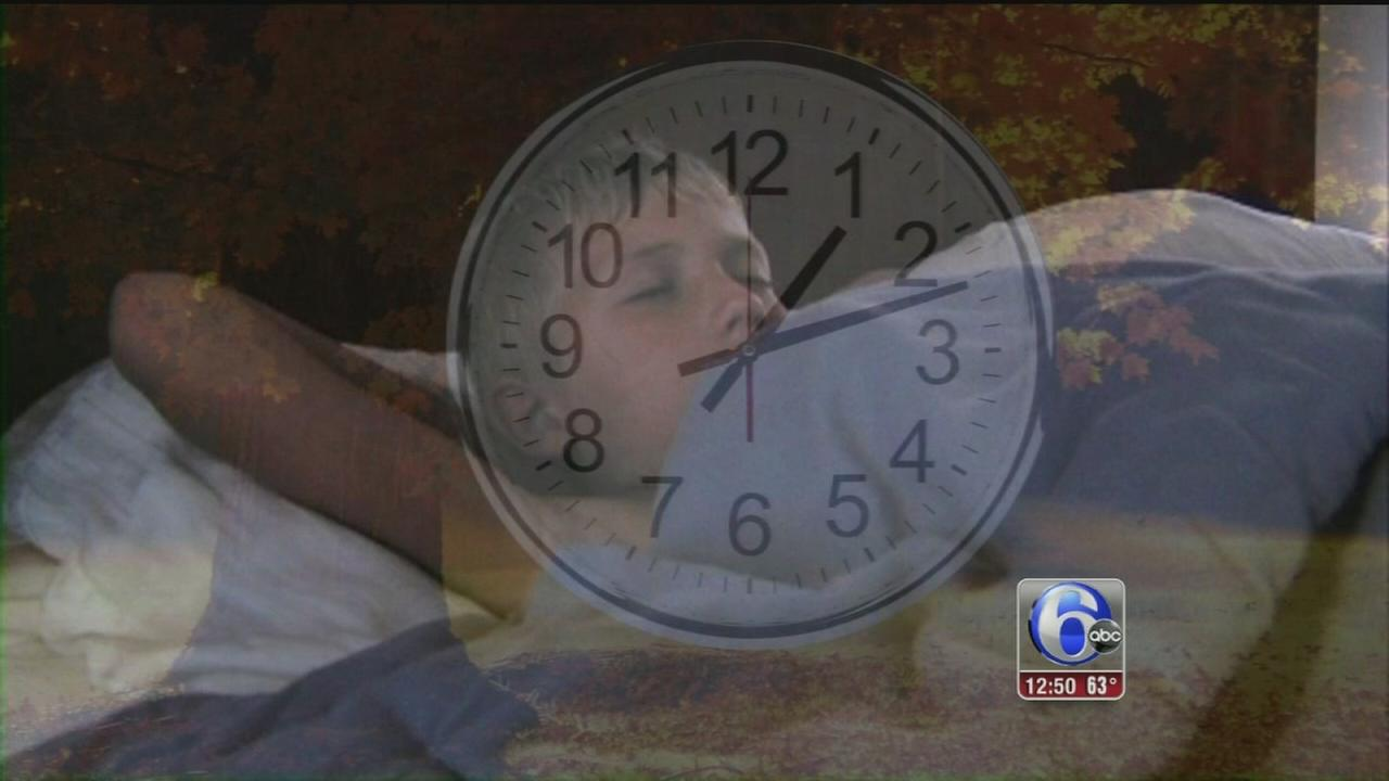 VIDEO: Kids Health Matters: Daylight Savings Time