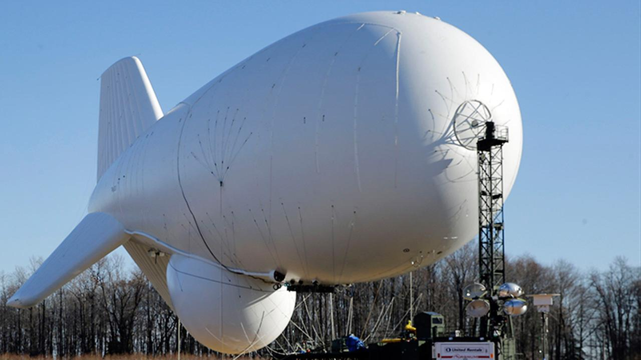 JLENS balloon