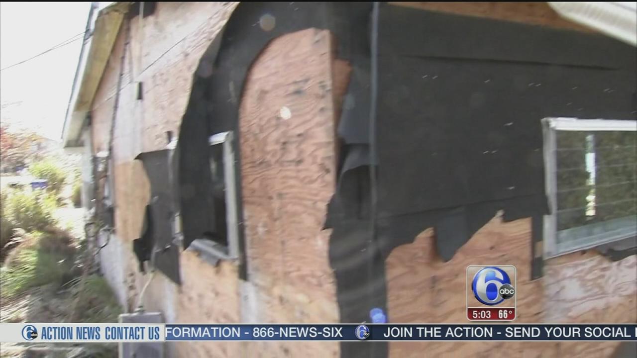 VIDEO: Rebuilding after Sandy