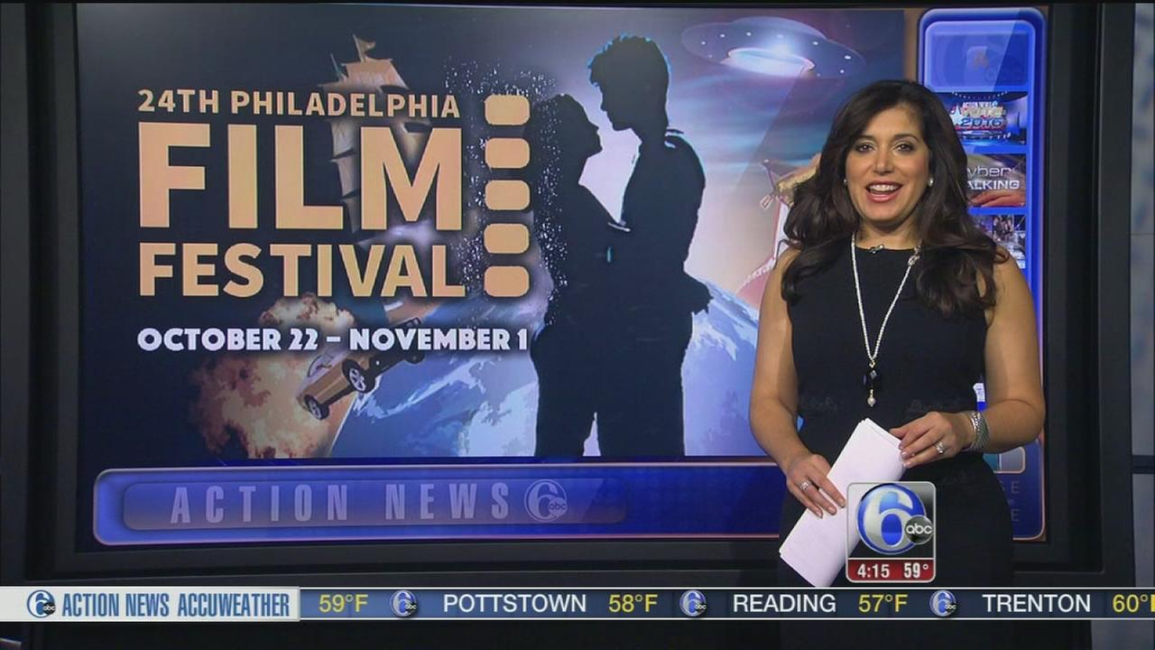 VIDEO: Philadelphia Film Festival wraps this weekend