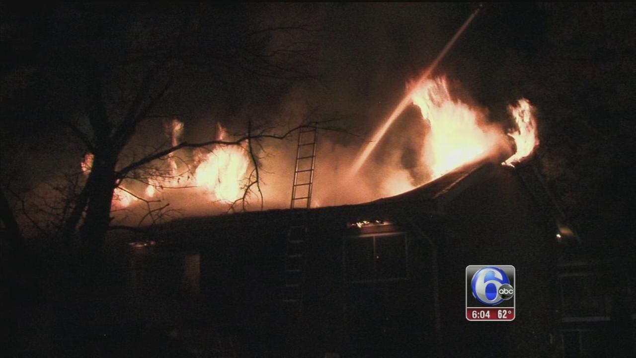 VIDEO: Plymouth Meeting fatal fire