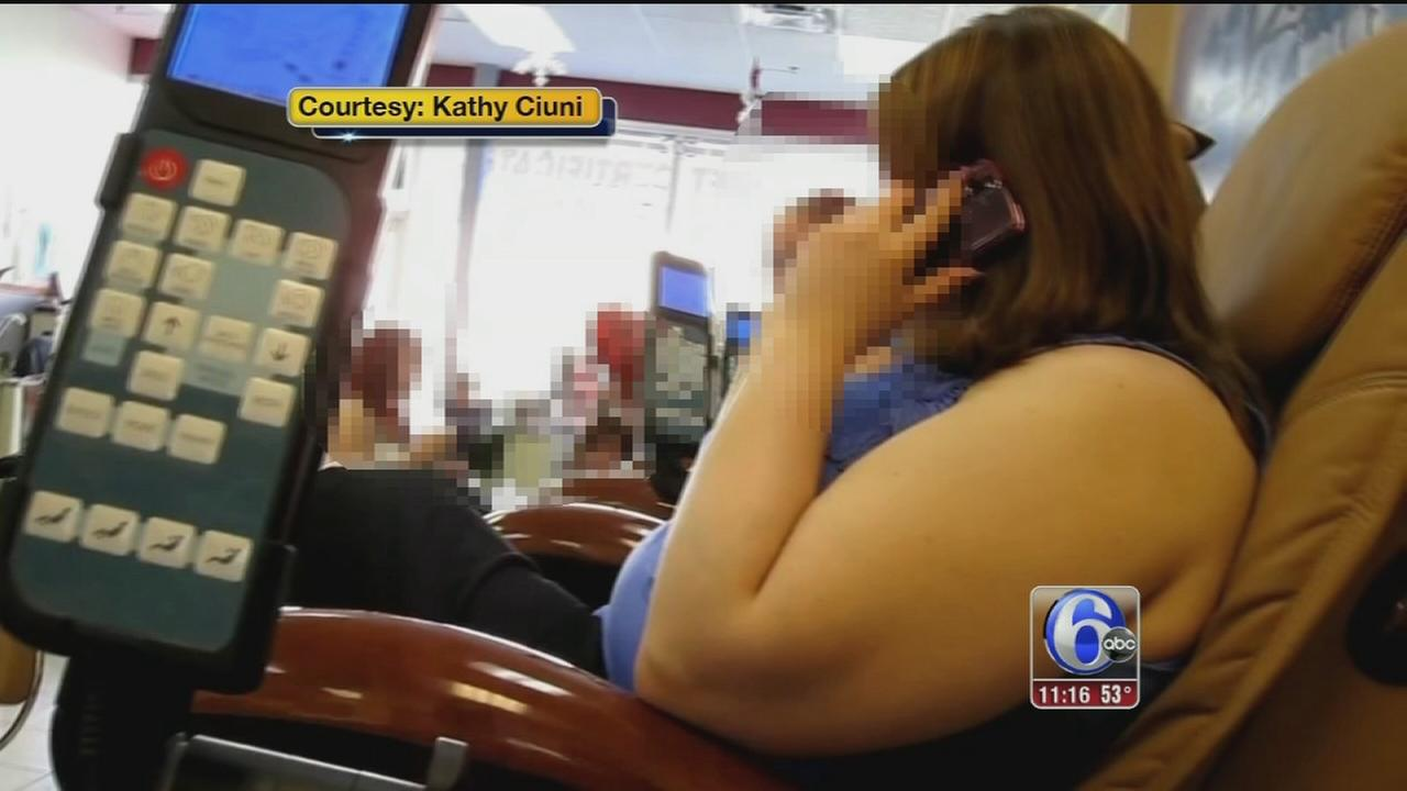VIDEO: Cell phone etiquette report