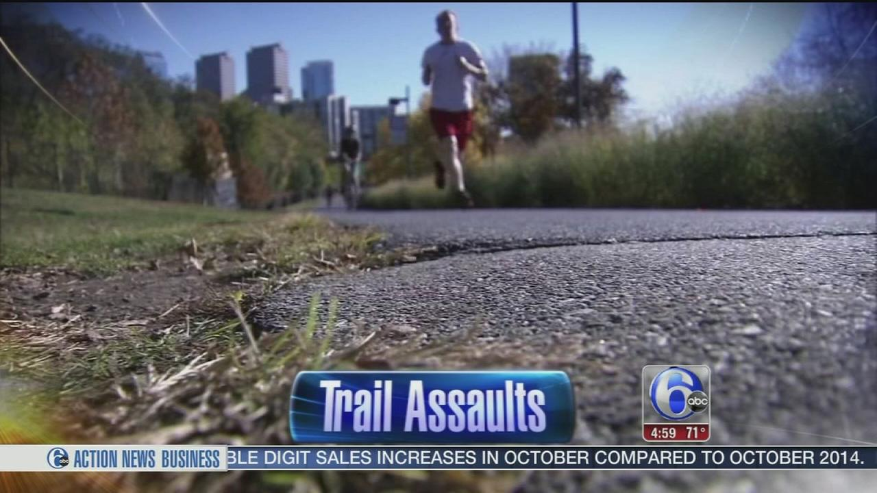 VIDEO: Indecent assault reported on Schuylkill River Trail