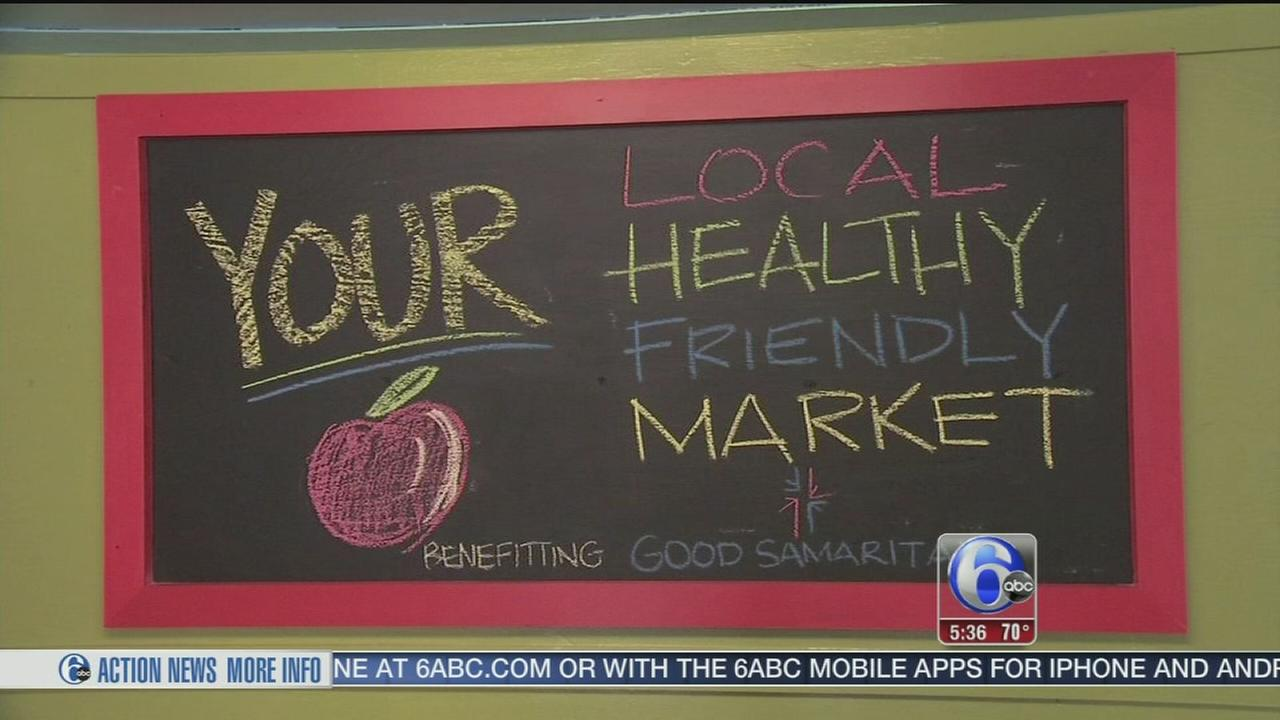VIDEO: Traveling market employs homeless, provides fresh food