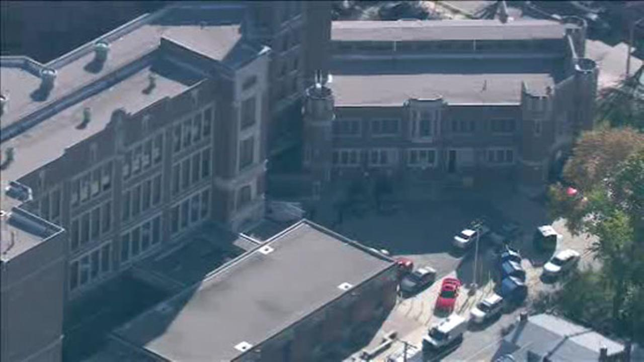 Students dismissed early after lockdown at Frankford High School, threat deemed unfounded
