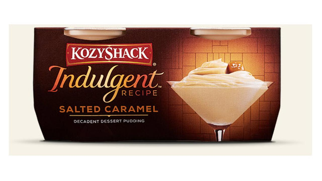 Some Kozy Shack pudding recalled over incorrect labeling