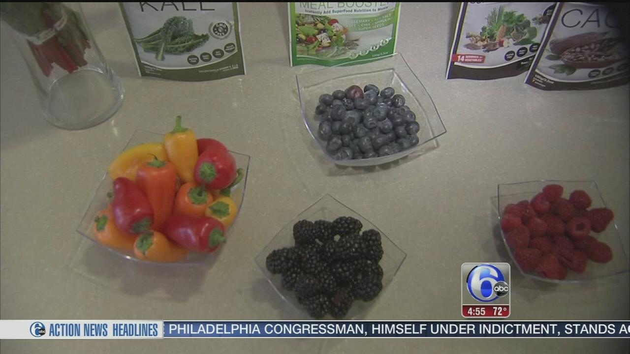 VIDEO: Super foods that help fight fatigue