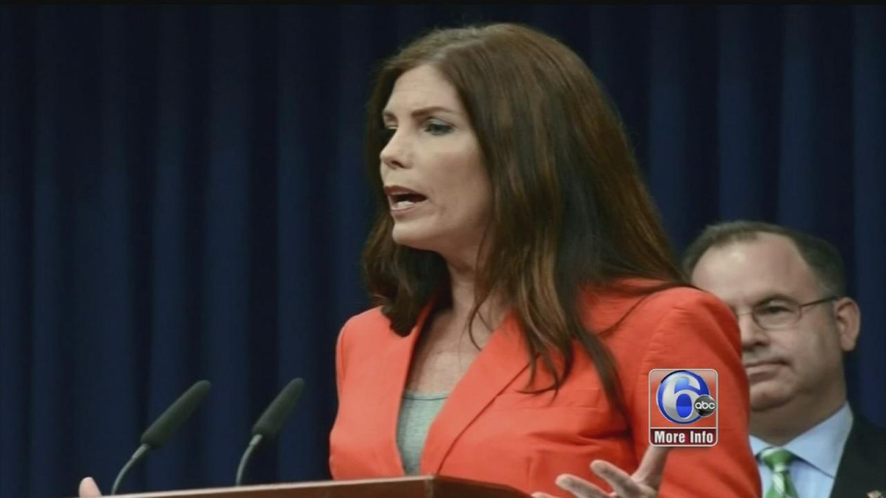VIDEO: Kane testifies in Sandusky grand jury leaks hearing