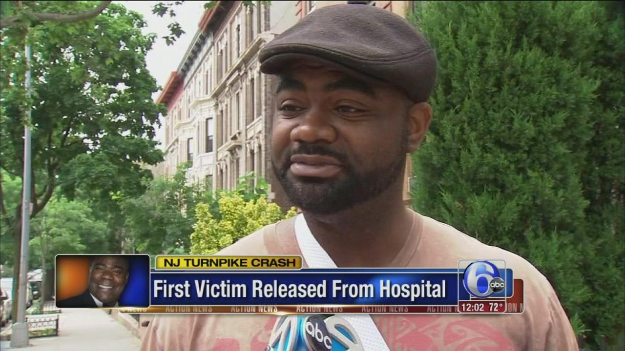 VIDEO: Victim in Morgan crash speaks