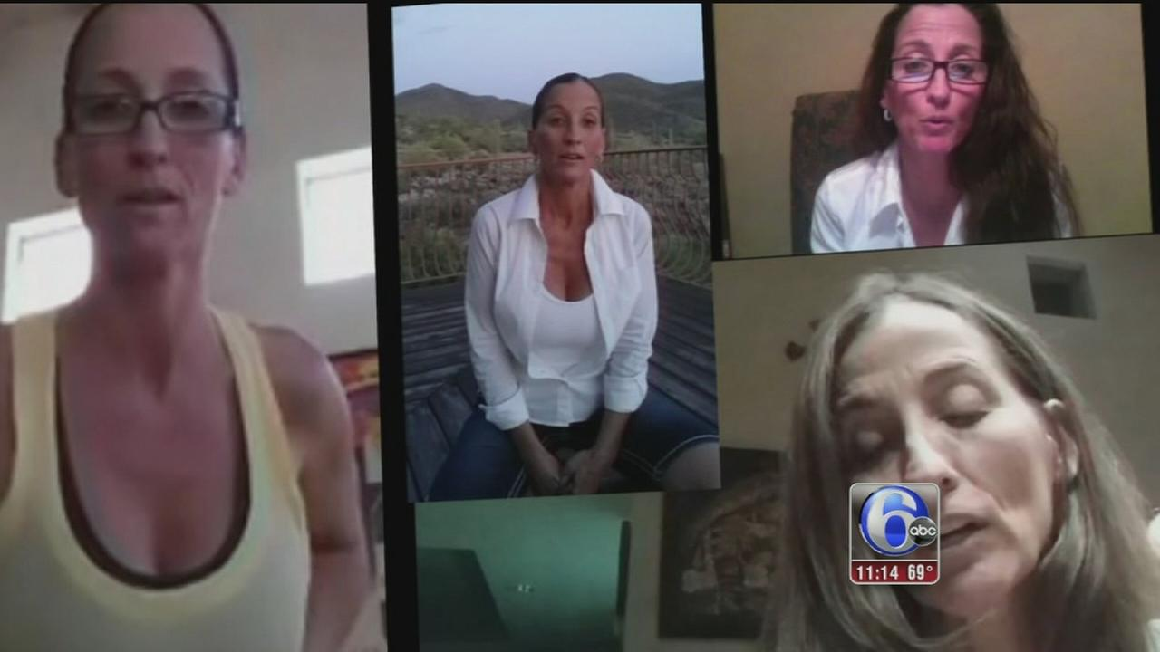VIDEO: Mother says shes being stalked by fake grandmother