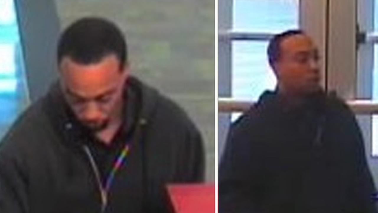 Suspect sought for Gloucester Twp. bank robbery