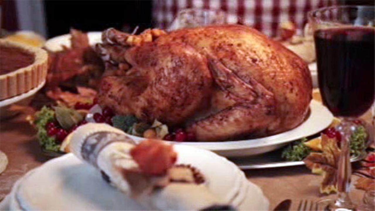 Local farm-fresh turkeys for Thanksgiving