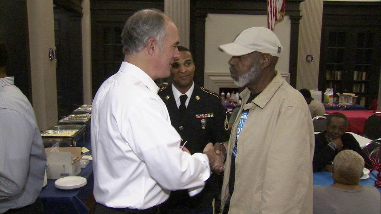 PHOTOS: Veterans Day around the area