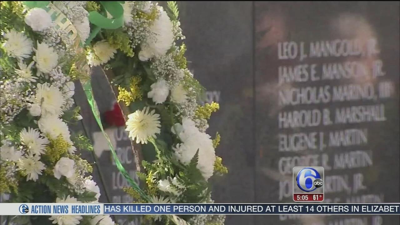 VIDEO: Veterans remembered and honored in Center City