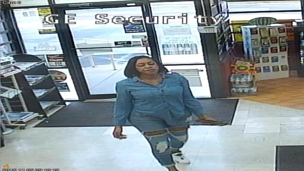 The Cumru Township Police Department is seeking the publics help in identifying a woman wanted in connection with credit card fraud in Berks County.