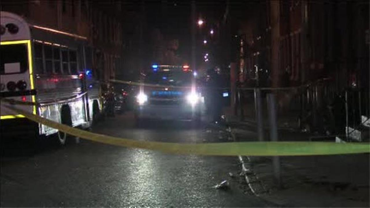 Police are investigating an overnight shooting that left a 25-year-old man critically injured in North Philadelphia.