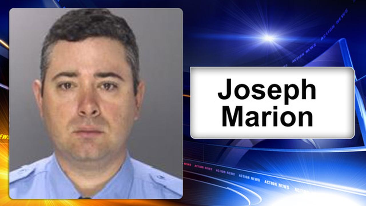 Philadelphia police officer charged with assaulting man, woman outside Dunkin' Donuts