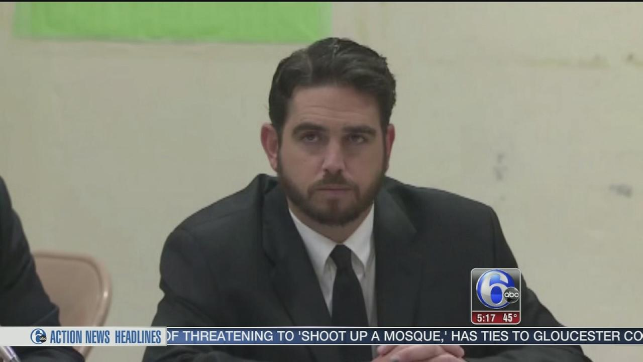 VIDEO: Principal accused of asking student for sex