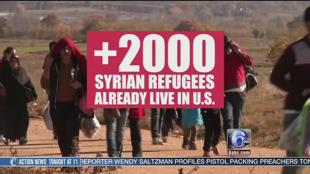 VIDEO: House votes to curb Syrian refugees