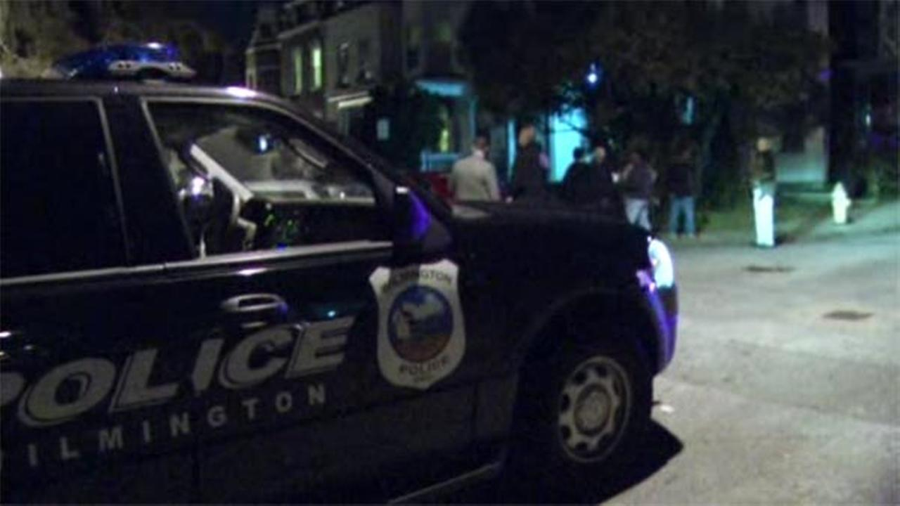 A 19-year-old man is hospitalized after a shooting in Wilmington.